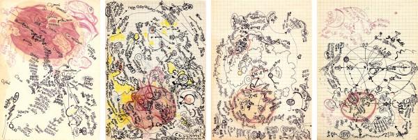 KOSEK.Zdenek extrait d'un cahier de 160 pages partie 1